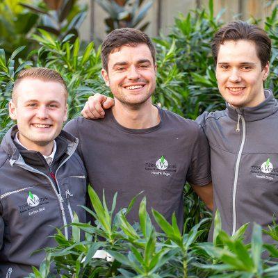 Team Garten- und Landschaftsgestaltung
